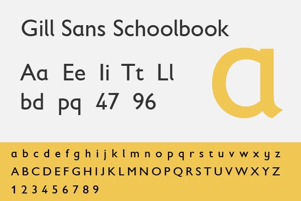 gill-sans-schoolbook