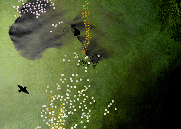 Sakura - Paysage Mario Babu