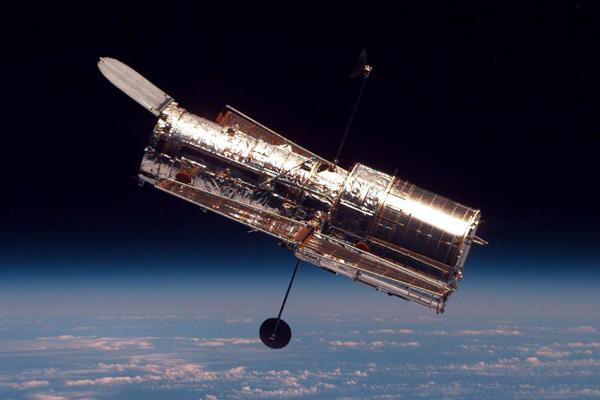 Telescope spatial Hubble
