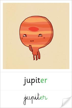 planète Jupiter