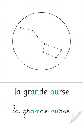 Constellation de la Grande Ourse