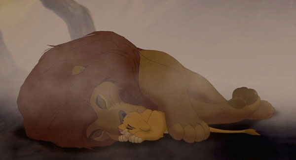 Disney, et ses moments tristes... Le-roi-lion