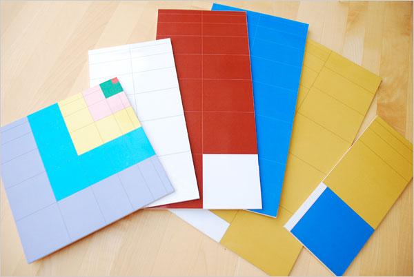 Surfaces imprimées pour la table de Pythagore