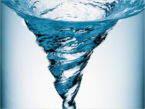 vortex eau