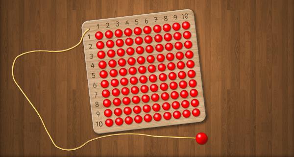 Planche de Multiplication Concrète