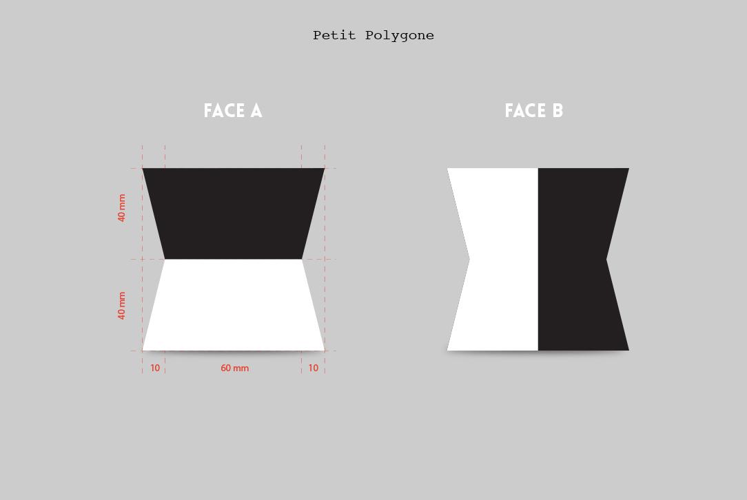 Mobile de Munari - Petit polygone