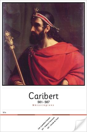 merovingiens-caribert
