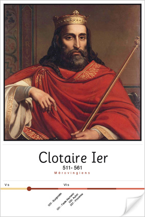 merovingiens-clotaire