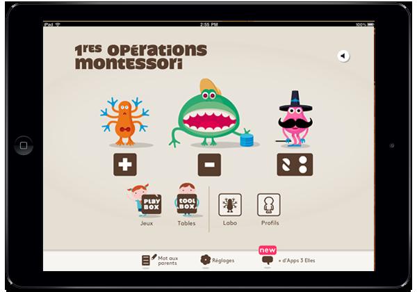3-elles-1ères-Opérations-Montessori
