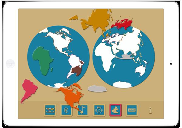 TenSun-IWorldGeography-Earth-Continets