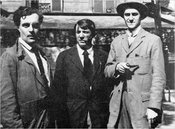 Modigliani-Picasso-Salmon