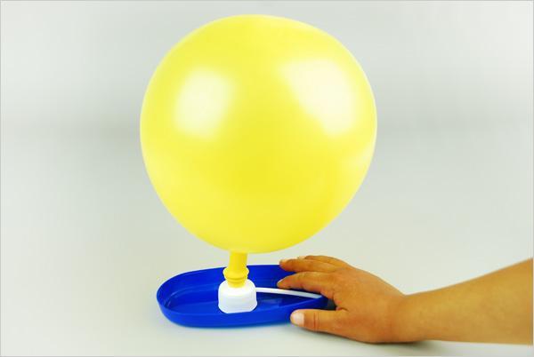Bateau Ballon