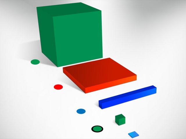 Réaliser les Prismes pour la Représentation de la Hiérarchie des Nombres de Montessori : Modèle en Bois