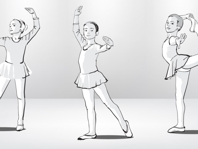 Comptine en Anglais : Little Joan is Dancing