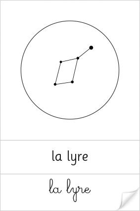 Constellation de la Lyre