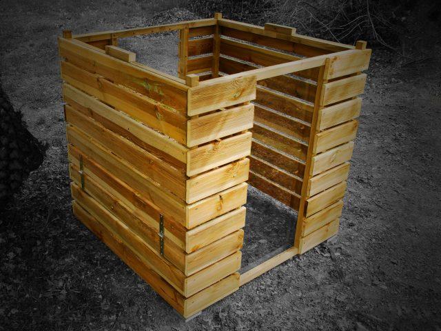 Fabriquer un Composteur Pédagogique