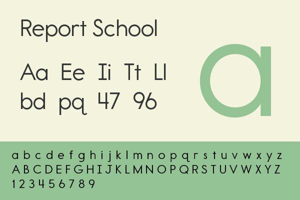 report-school