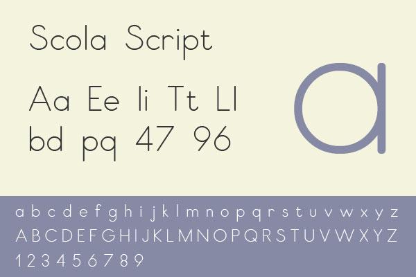 scola-script