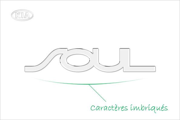 Exemple 4 : Typographie fantaisiste et imbriquée