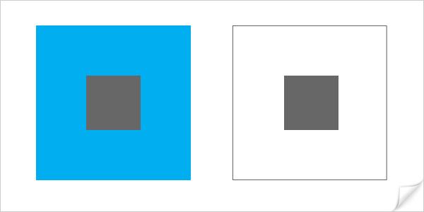 relativité des couleurs
