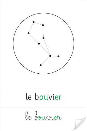Constellation du Bouvier