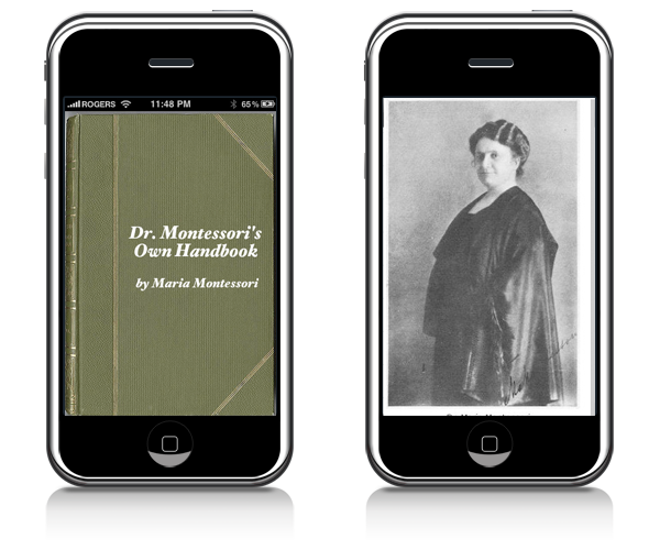 Montessori Handbook iPhone