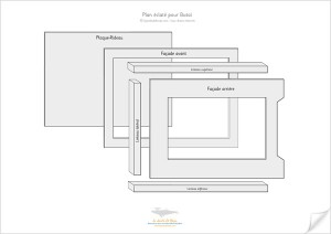Plan original de Butaï pour Kamishibaï
