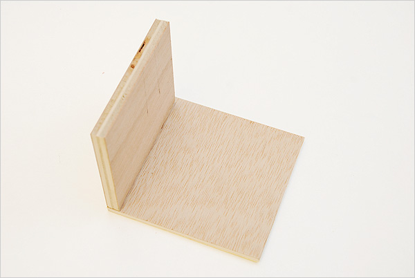 Assemblage du côté du tiroir - Imbucare à tiroir