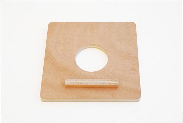 Butée du boîtier - Imbucare à tiroir