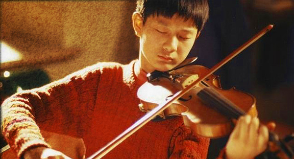 L'enfant au violon
