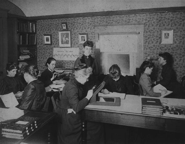 Computer Women Harvard