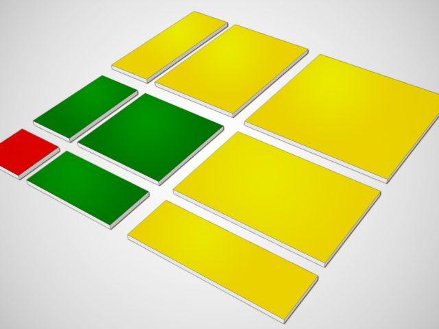 Réaliser la Table de Pythagore selon Montessori : Modèle Sensoriel en Carton