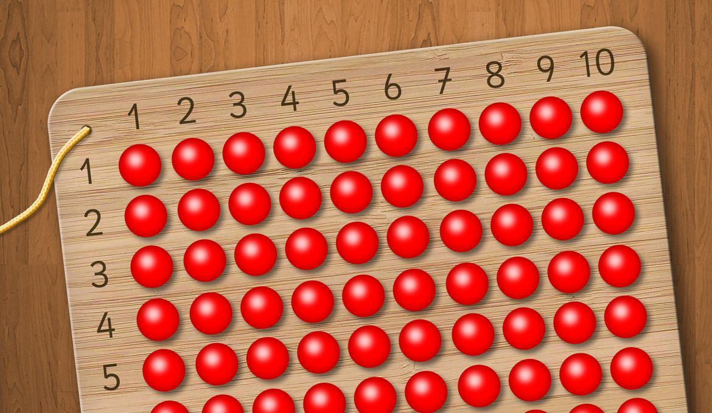 Réaliser une Planche de Multiplication Concrète : Modèle en Bois