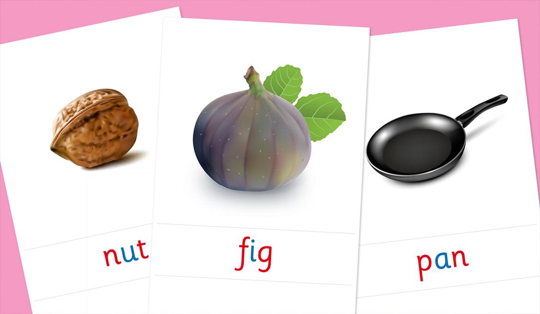 Fiches de Nomenclature en Anglais : The Pink Series