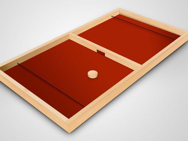 Fabriquer un Passe-Trappe : Modèle Grand Format